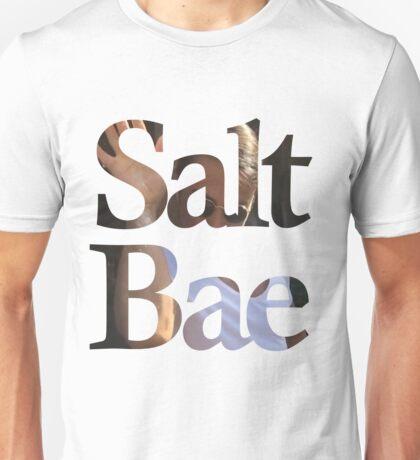 Salt Bae Meme (font) Unisex T-Shirt