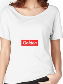 Golden Women's Relaxed Fit T-Shirt