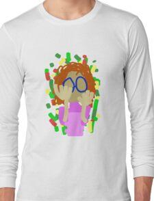 Nerd Girl Long Sleeve T-Shirt