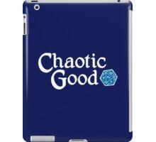 Chaotic Good iPad Case/Skin