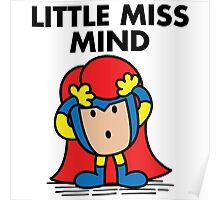 Little Miss Mind Poster