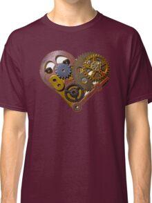 Steampunk Heart Classic T-Shirt
