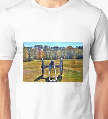 Ninety Six National Historic Site Cannon Unisex T-Shirt