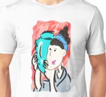 Girl Unisex T-Shirt