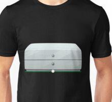Glitch bag furniture smallcabinet simply white small cabinet Unisex T-Shirt
