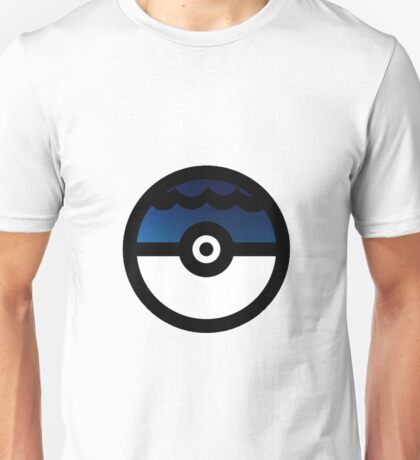 I Choose Water Type Unisex T-Shirt