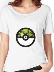 I Choose Grass Type Women's Relaxed Fit T-Shirt