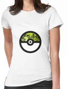 I Choose Grass Type Womens Fitted T-Shirt