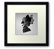 lady d Framed Print
