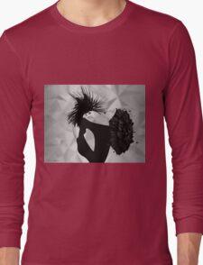 lady d 2 Long Sleeve T-Shirt