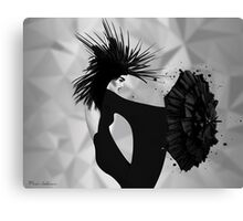 lady d 2 Canvas Print