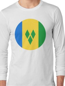 Saint Vincent and the Grenadines Long Sleeve T-Shirt