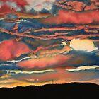 Arizona Sunset by FedericoArts