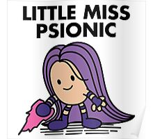 Little Miss Psionic Poster