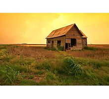 Prairie Home Photographic Print