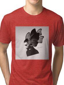 lady d Tri-blend T-Shirt