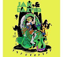 Jak & Daxter Photographic Print