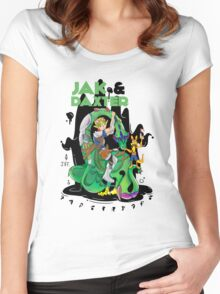 Jak & Daxter Women's Fitted Scoop T-Shirt