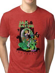 Jak & Daxter Tri-blend T-Shirt