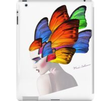 lady d 6 iPad Case/Skin