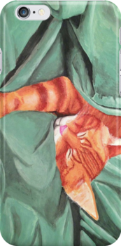 Giuseppe sleeps by FedericoArts