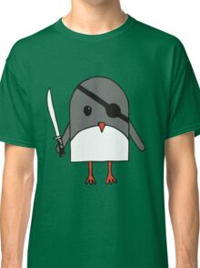Pirate Penguin Classic T-Shirt