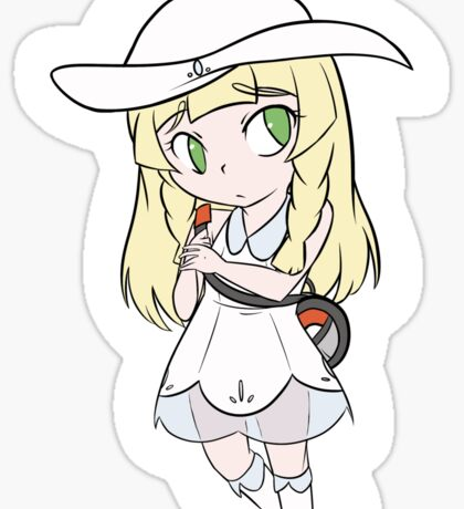 Pokemon: Lillie Sticker