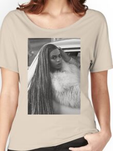 Ok ladies now let's get in formation!  Women's Relaxed Fit T-Shirt