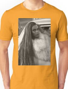 Ok ladies now let's get in formation!  Unisex T-Shirt