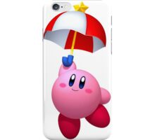 Parasol Kirby iPhone Case/Skin