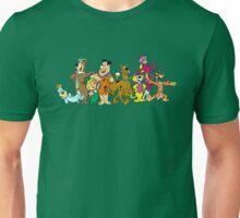 Hanna-Barbera (Scooby Doo, Flintstones, Yogi, Top Cat) Unisex T-Shirt