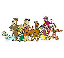 Hanna-Barbera (Scooby Doo, Flintstones, Yogi, Top Cat) Photographic Print