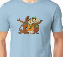 Hanna-Barbera (Scooby Doo, Flintstones, Yogi Bear) Unisex T-Shirt