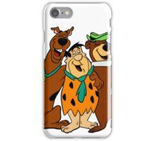 Hanna-Barbera (Scooby Doo, Flintstones, Yogi Bear) iPhone Case/Skin