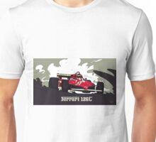Formula 1 - Ferrari 126C Gilles Villeneuve Unisex T-Shirt