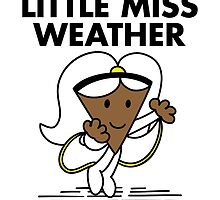Little Miss Weather by irkedorc