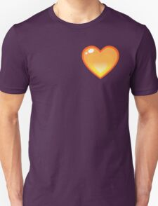 Throbbing Heart Unisex T-Shirt
