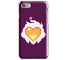 Burning Heart iPhone Case/Skin