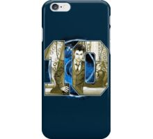 Number 10 iPhone Case/Skin