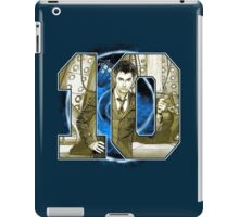 Number 10 iPad Case/Skin