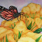 Butterfly Mixed Media by FedericoArts