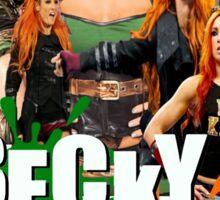 Becky Lynch Sticker