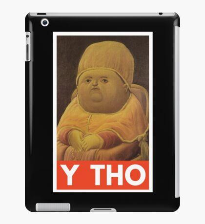 Y THO - MEME (OBEY) iPad Case/Skin