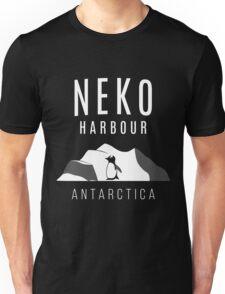 Neko Harbour, Antarctica - Penguin Paradise Unisex T-Shirt