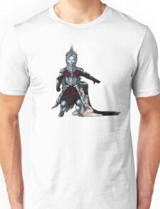 Don't Touch the Waifu Unisex T-Shirt