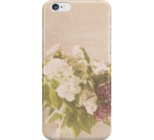 Lilacs #11 iPhone Case/Skin