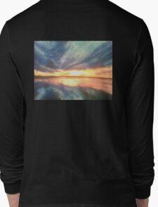 Sunrise in Pastels Long Sleeve T-Shirt