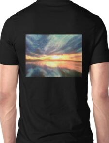Sunrise in Pastels Unisex T-Shirt