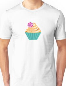 Sweet Cupcake_3 Unisex T-Shirt