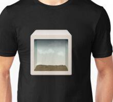 Glitch bag furniture white diorama display box Unisex T-Shirt